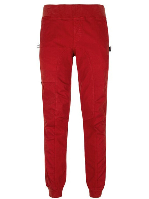 Nihil Lemur Pants Women Red Lava